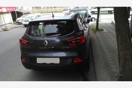 Kiralık Renault Kadjar 2017 , İstanbul Sarıyer