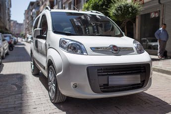 Fiat Fiorino Kiralık Araç