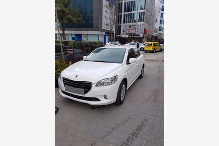 Kiralık Peugeot 301 , İstanbul Beykoz