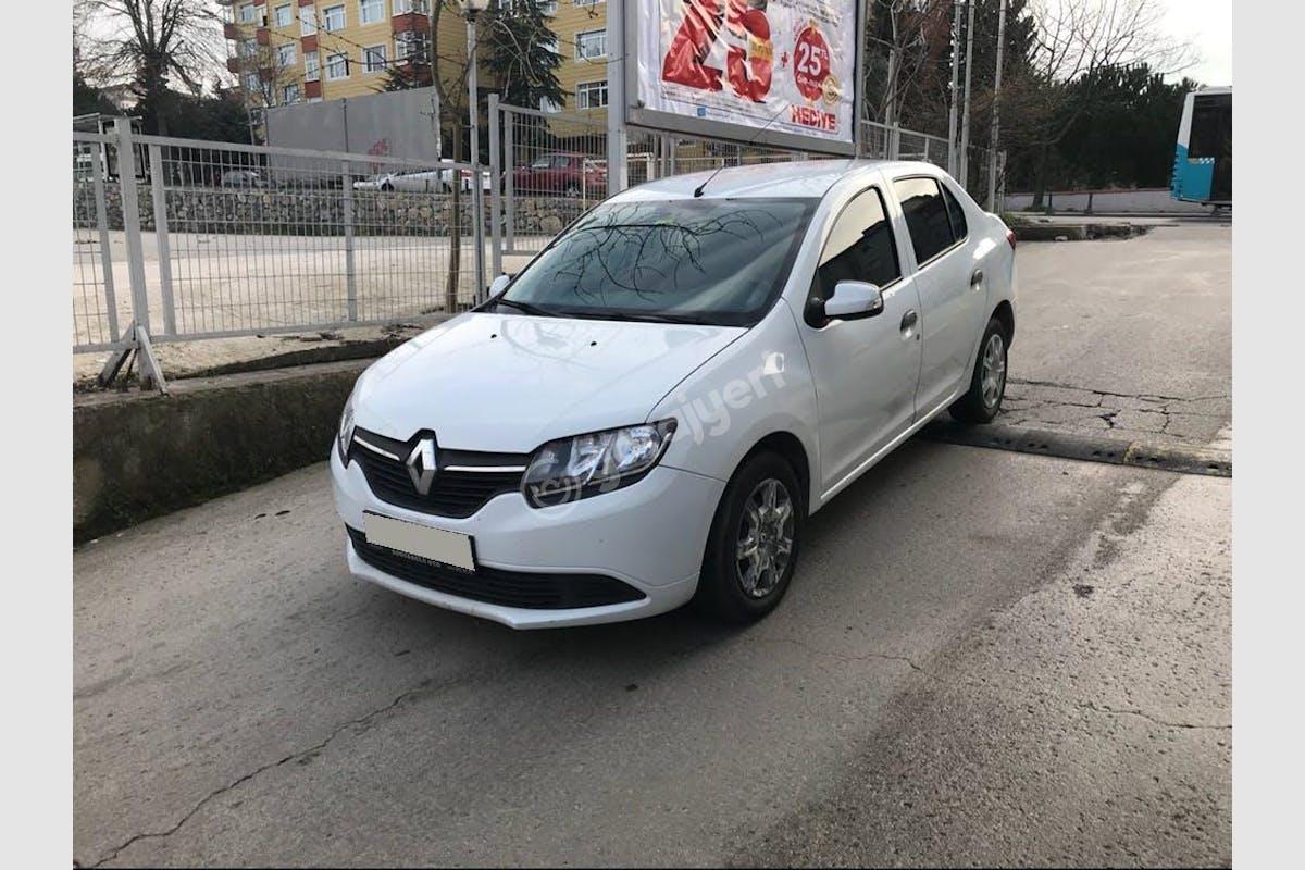 Renault Symbol Ümraniye Kiralık Araç 1. Fotoğraf