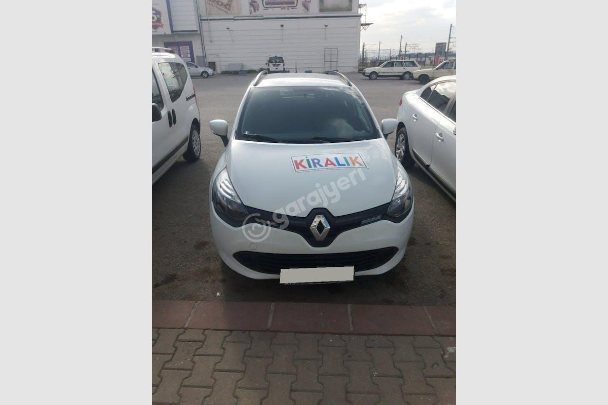 Renault Clio Etimesgut Kiralık Araç 2. Fotoğraf