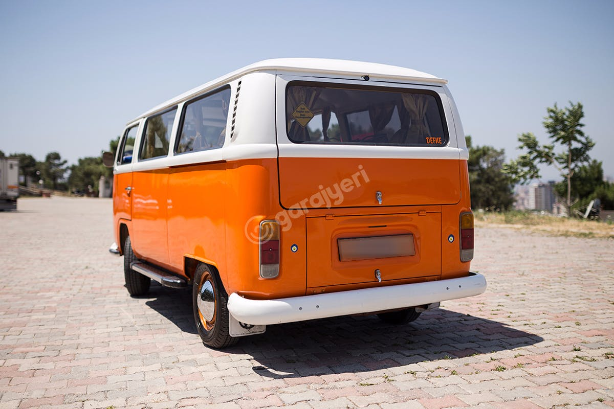 Volkswagen T2 Ataşehir Kiralık Araç 4. Fotoğraf