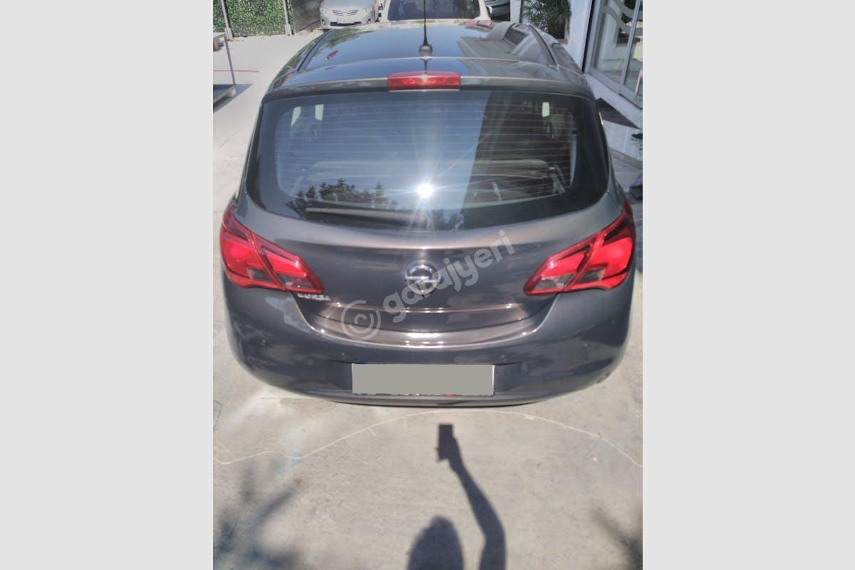 Opel Corsa Konak Kiralık Araç 7. Fotoğraf