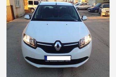 Kiralık Renault Symbol 2014 , İstanbul Beykoz