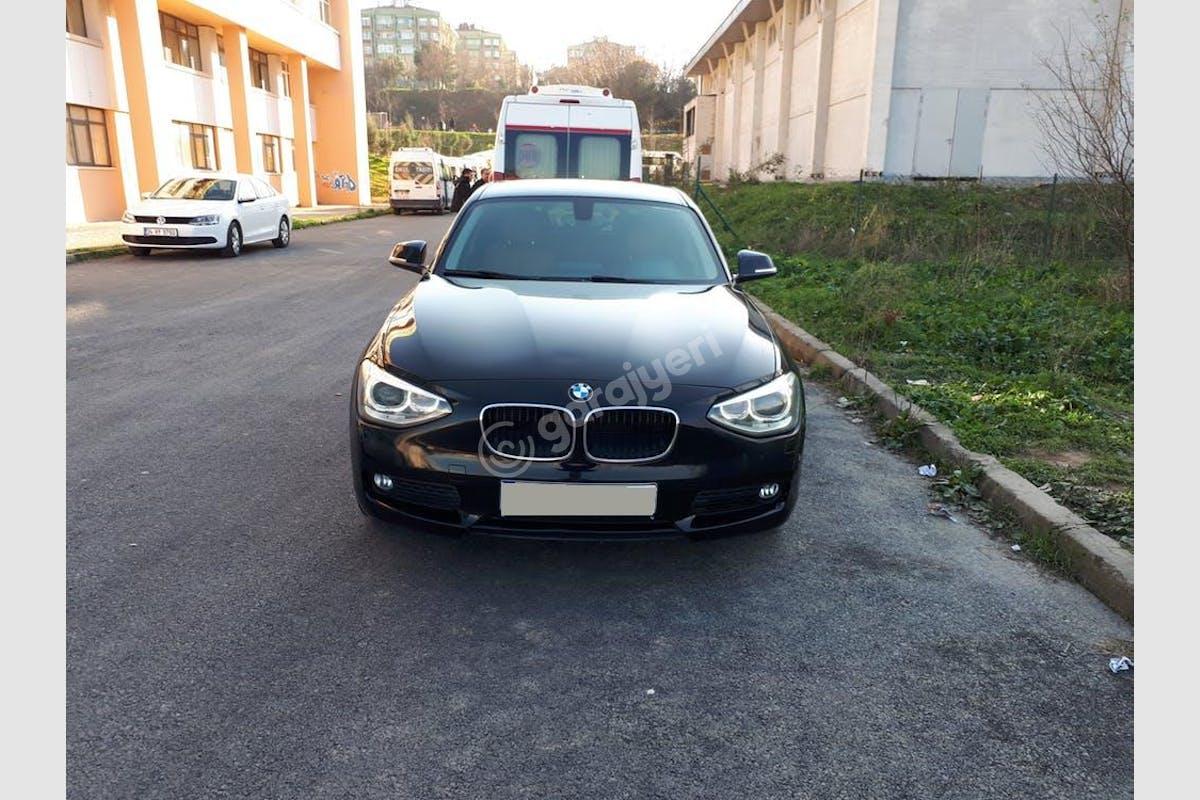 BMW 1 Beyoğlu Kiralık Araç 4. Fotoğraf