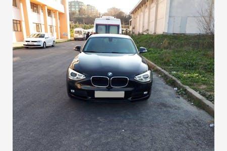 Kiralık BMW 1 2013 , İstanbul Beyoğlu