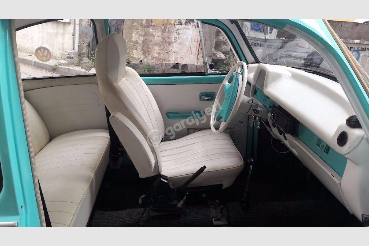 Volkswagen Beetle Fatih Kiralık Araç 4. Fotoğraf