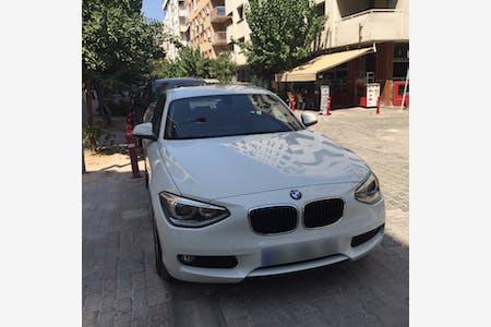 Kiralık BMW 1 , İzmir Konak
