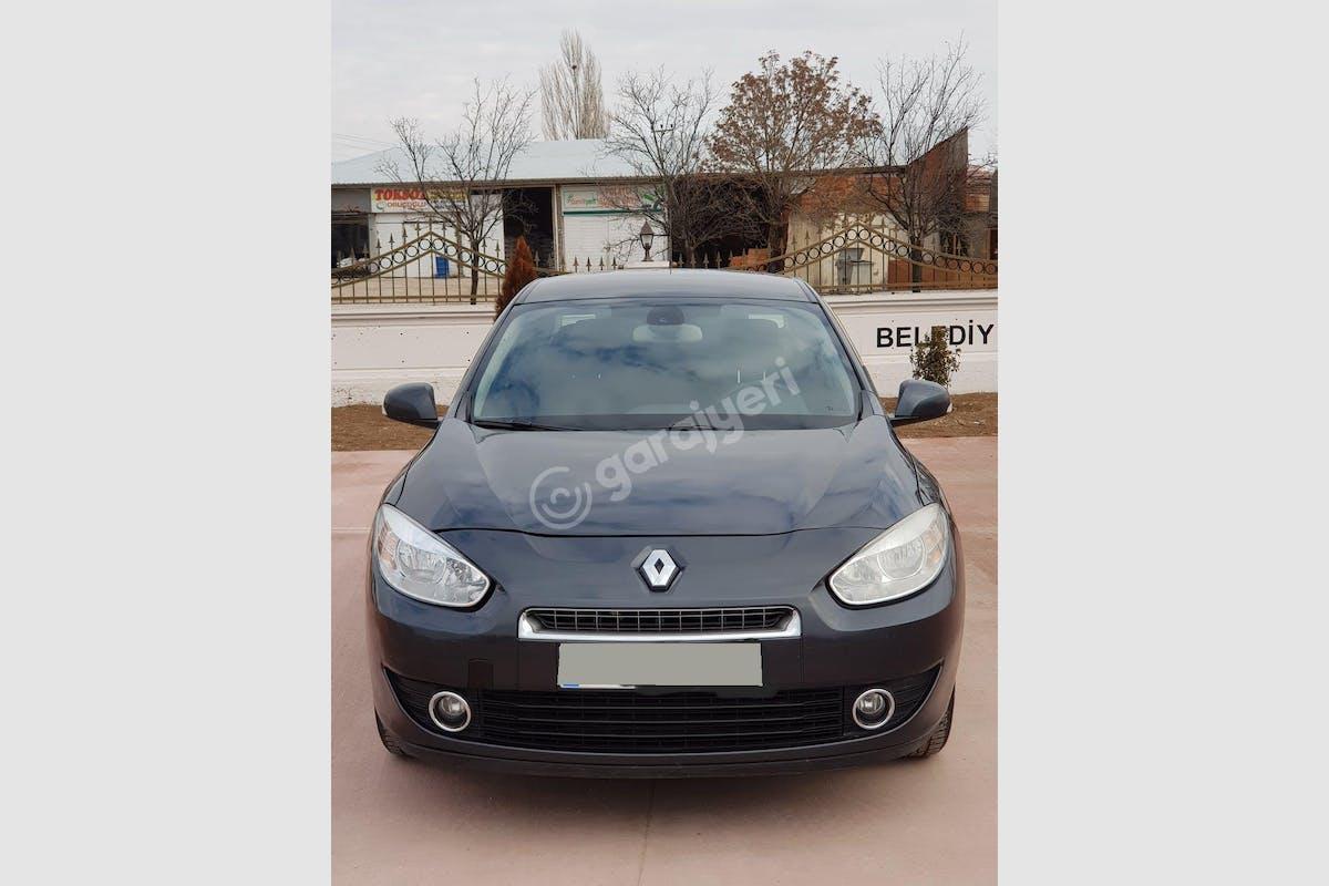 Renault Fluence Polatlı Kiralık Araç 2. Fotoğraf