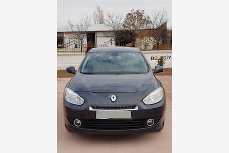 Kiralık Renault Fluence 2011 , Ankara Polatlı