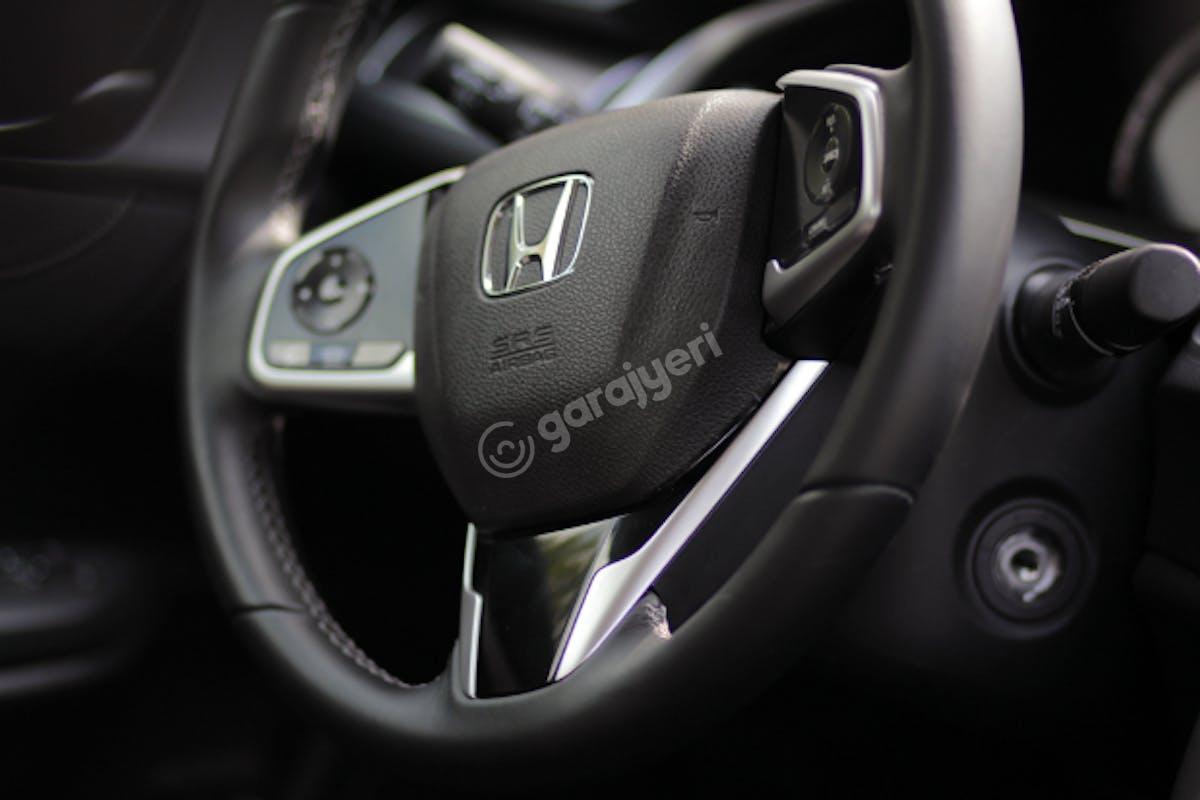 Honda Civic Beşiktaş Kiralık Araç 6. Fotoğraf