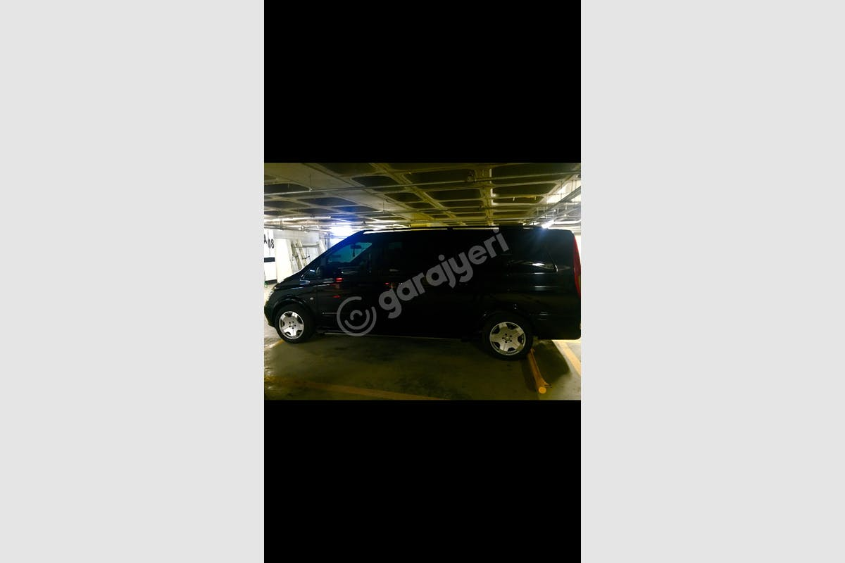 Mercedes - Benz Vito Başakşehir Kiralık Araç 3. Fotoğraf