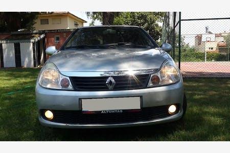 Kiralık Renault Symbol , Antalya Serik