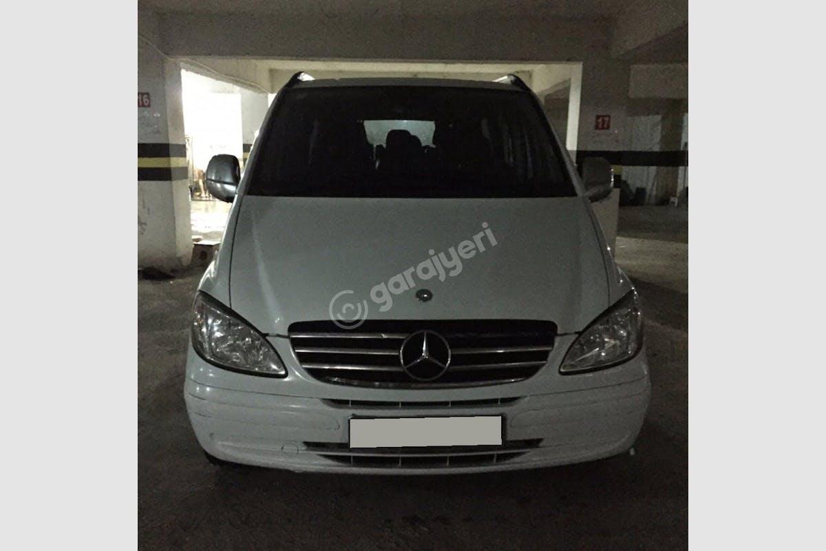 Mercedes - Benz Vito Kartal Kiralık Araç 1. Fotoğraf
