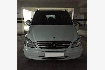 Kiralık Mercedes - Benz Vito , İstanbul Kartal