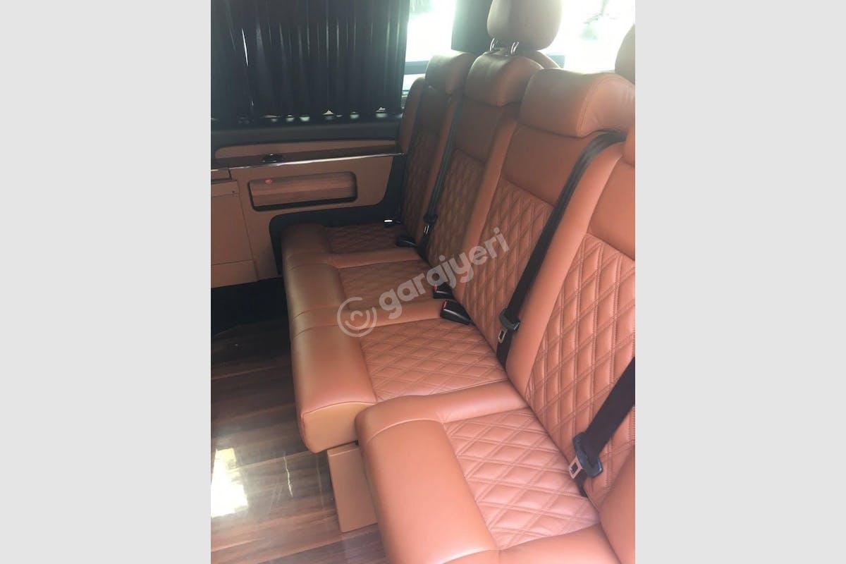 Mercedes - Benz Vito Fatih Kiralık Araç 4. Fotoğraf
