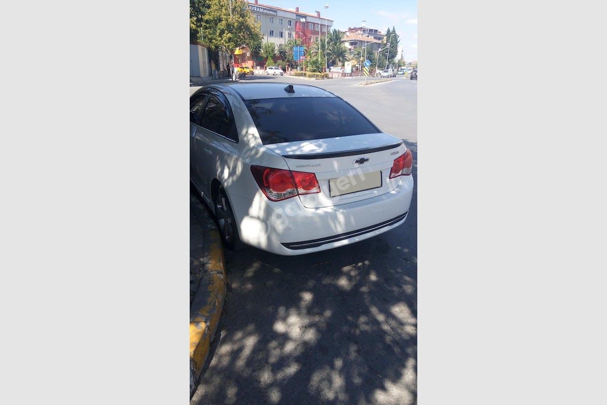 Chevrolet Cruze Küçükçekmece Kiralık Araç 8. Fotoğraf