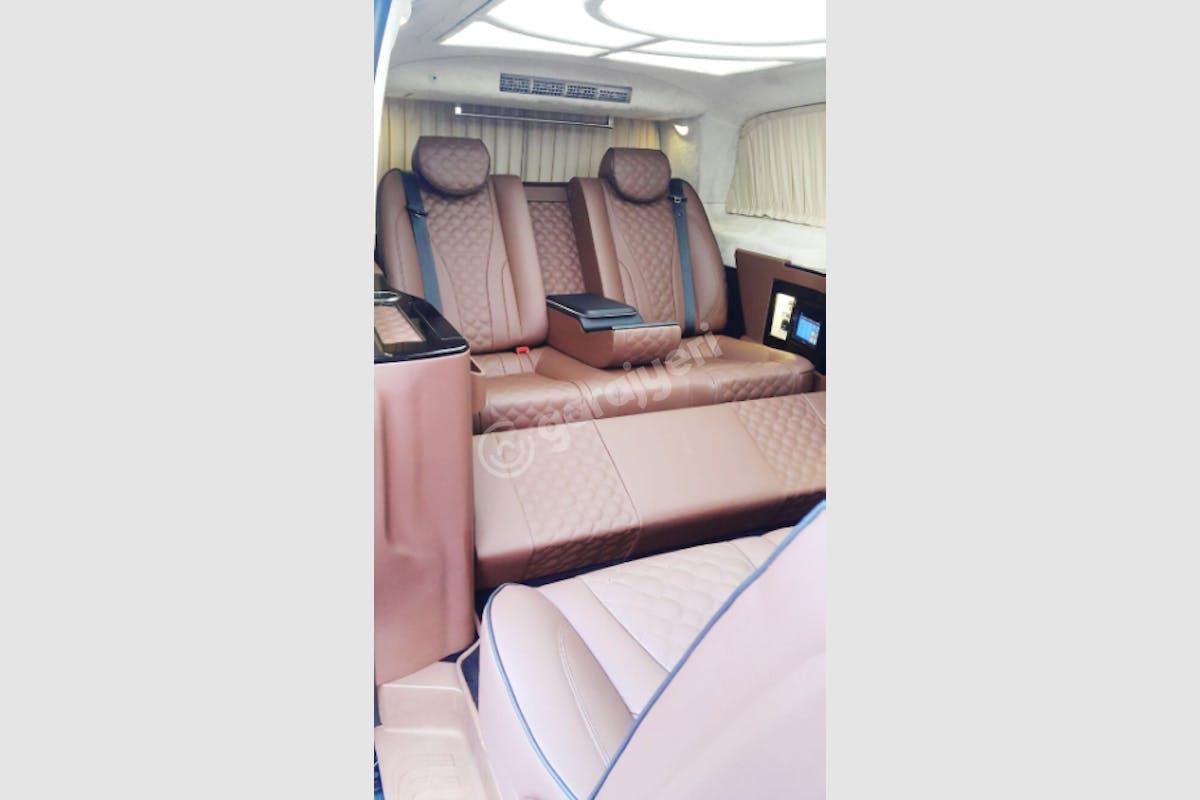 Mercedes - Benz Vito Küçükçekmece Kiralık Araç 10. Fotoğraf