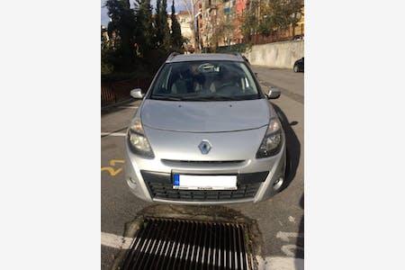 Kiralık Renault Clio , İstanbul Beşiktaş