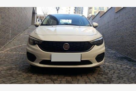 Kiralık Fiat Egea 2019 , İstanbul Bağcılar