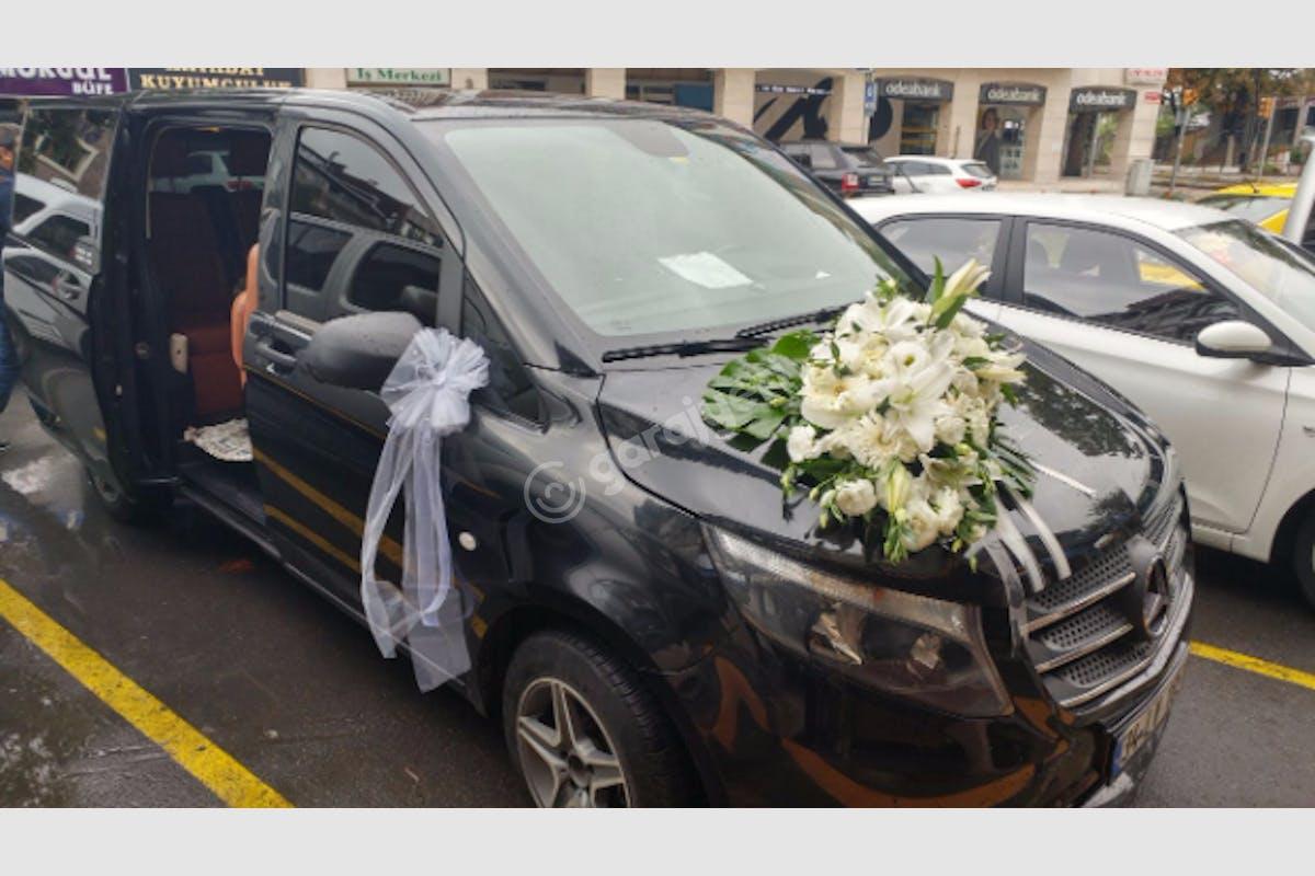 Mercedes - Benz Vito Fatih Kiralık Araç 2. Fotoğraf