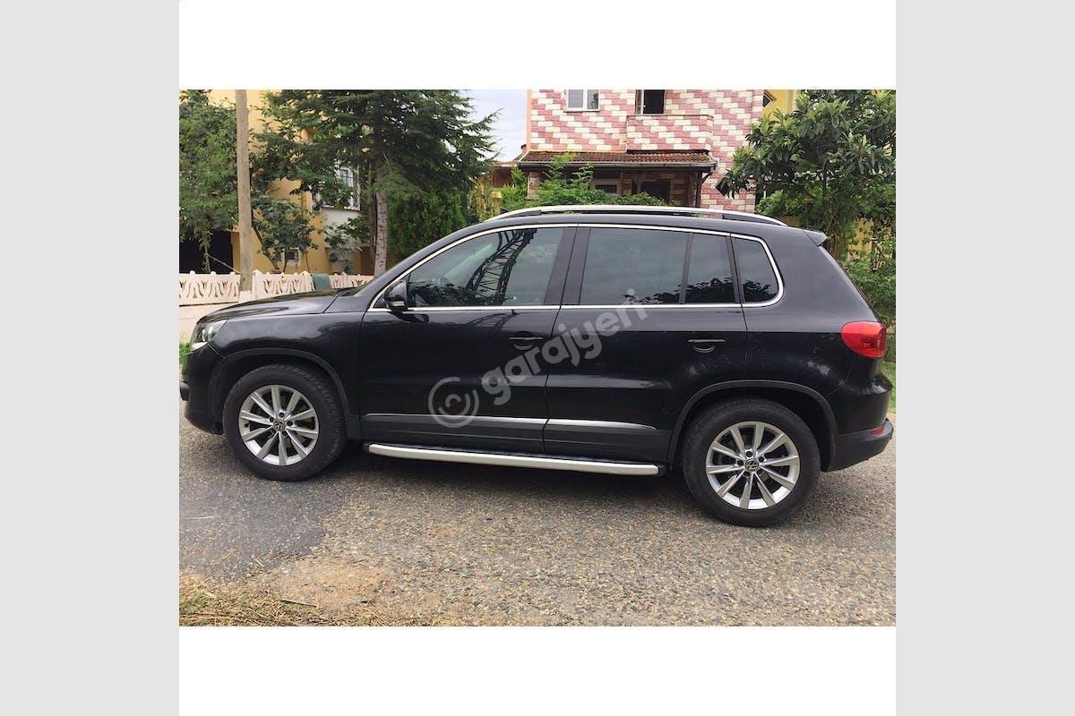 Volkswagen Tiguan Kağıthane Kiralık Araç 8. Fotoğraf