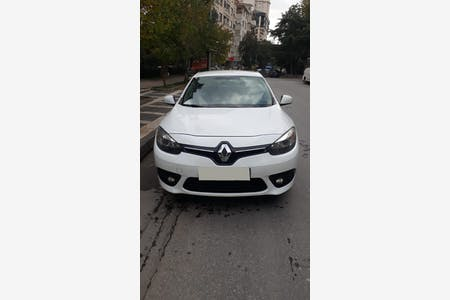 Kiralık Renault Fluence 2014 , İstanbul Kadıköy