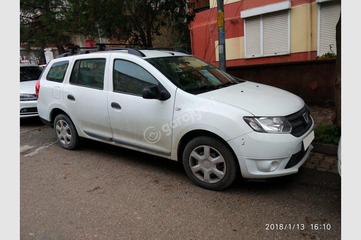 Dacia Logan MCV Maltepe Kiralık Araç 1. Fotoğraf