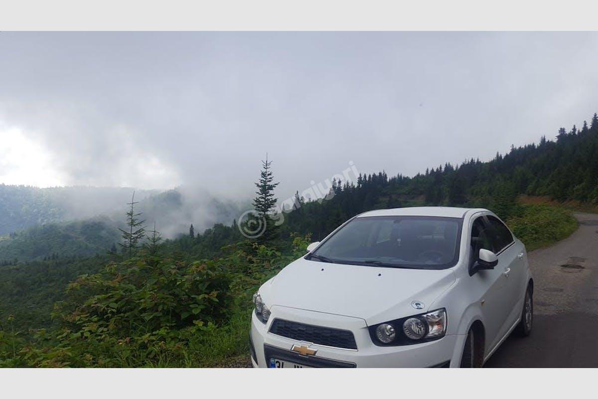 Chevrolet Aveo Tuzla Kiralık Araç 1. Fotoğraf