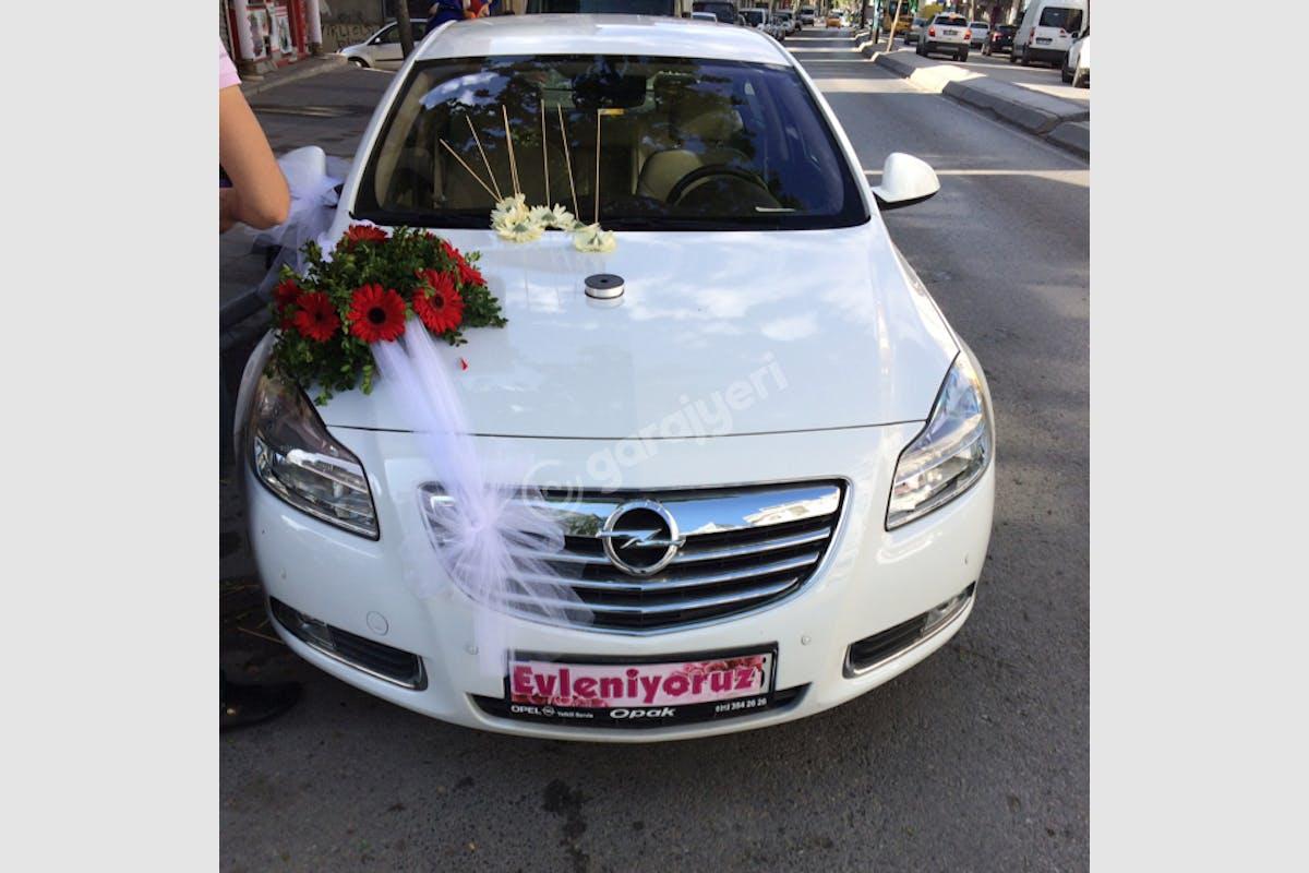 Opel Insignia Üsküdar Kiralık Araç 2. Fotoğraf