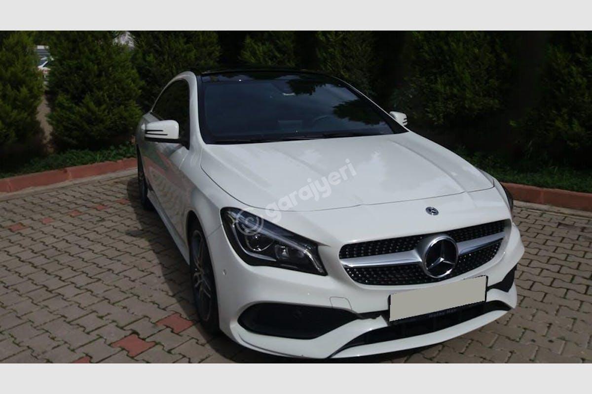 Mercedes - Benz CLA Buca Kiralık Araç 5. Fotoğraf