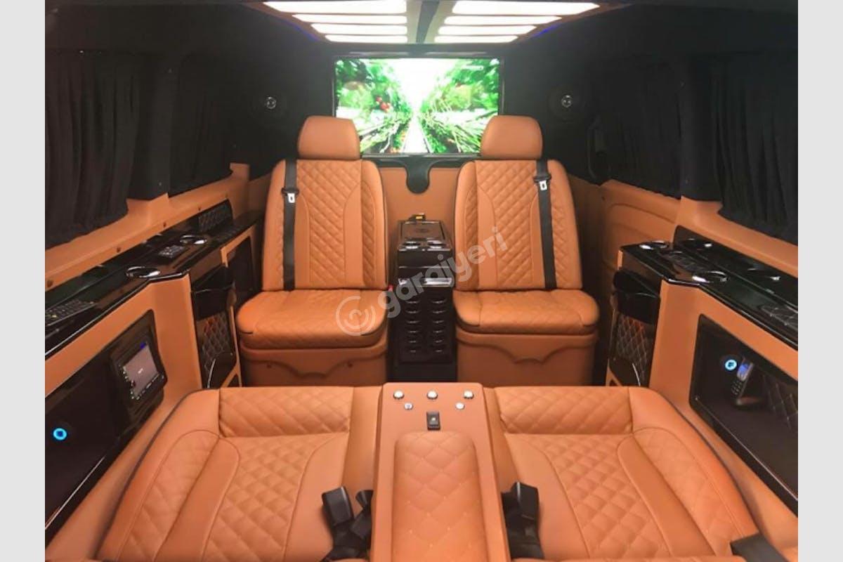 Mercedes - Benz Vito Beykoz Kiralık Araç 2. Fotoğraf