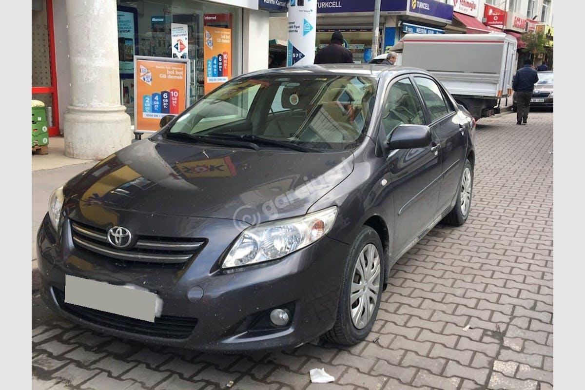 Toyota Corolla Başakşehir Kiralık Araç 2. Fotoğraf