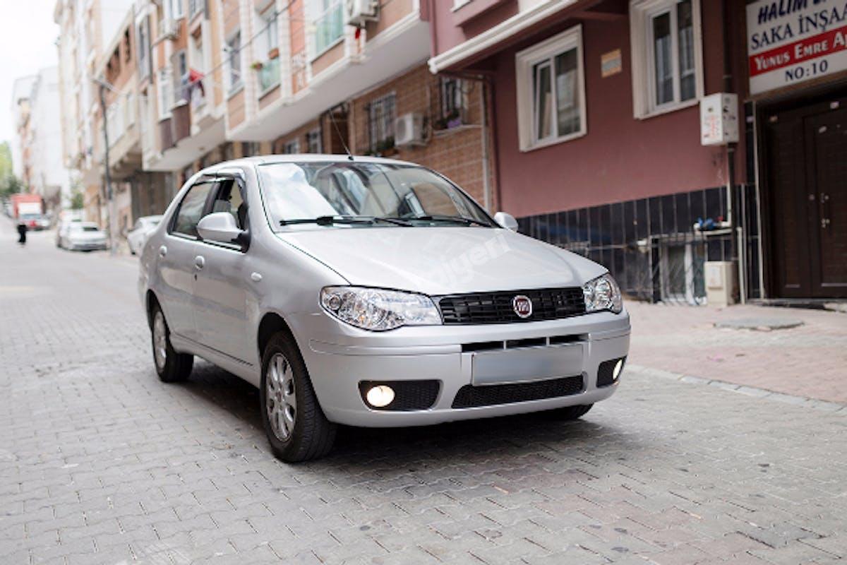 Fiat Albea Esenyurt Kiralık Araç 1. Fotoğraf
