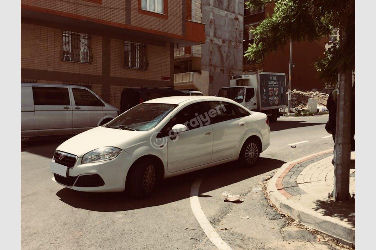 Fiat Linea Gaziosmanpaşa Kiralık Araç 4. Fotoğraf