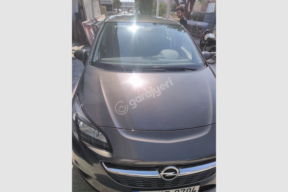 Opel Corsa Konak Kiralık Araç 1. Fotoğraf