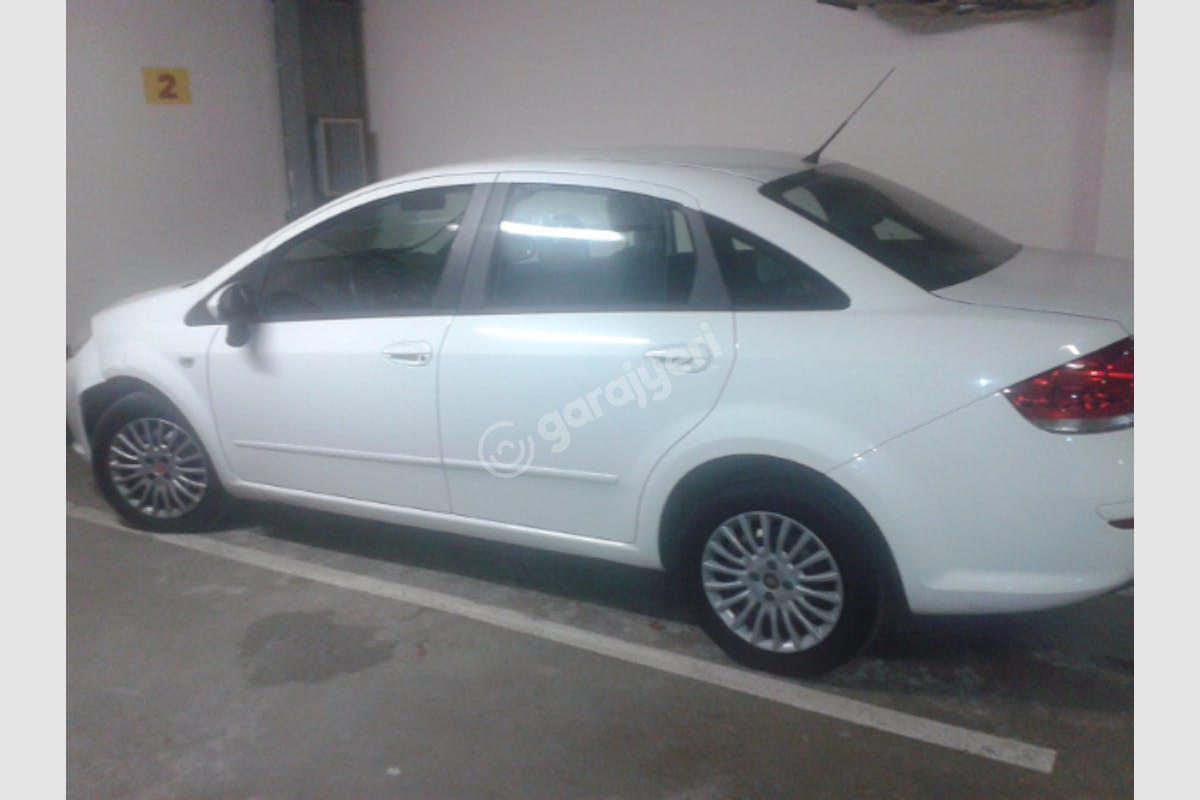 Fiat Linea Beyoğlu Kiralık Araç 2. Fotoğraf