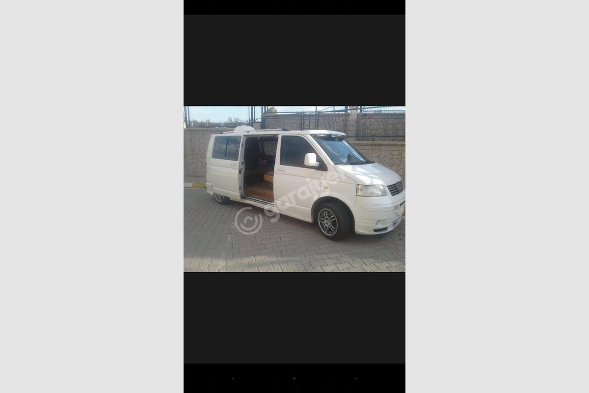 Volkswagen Transporter Çankaya Kiralık Araç 2. Fotoğraf
