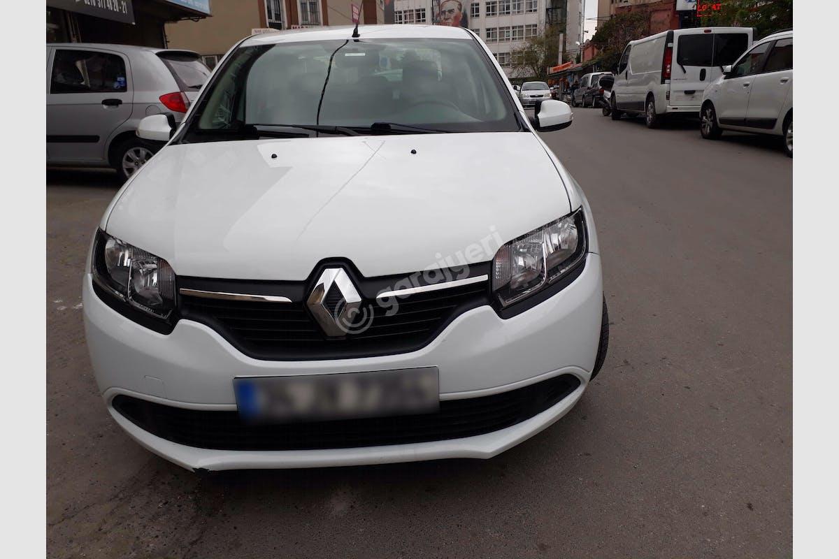 Renault Symbol Ataşehir Kiralık Araç 1. Fotoğraf