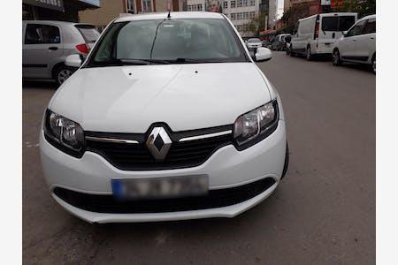 Kiralık Renault Symbol , İstanbul Ataşehir