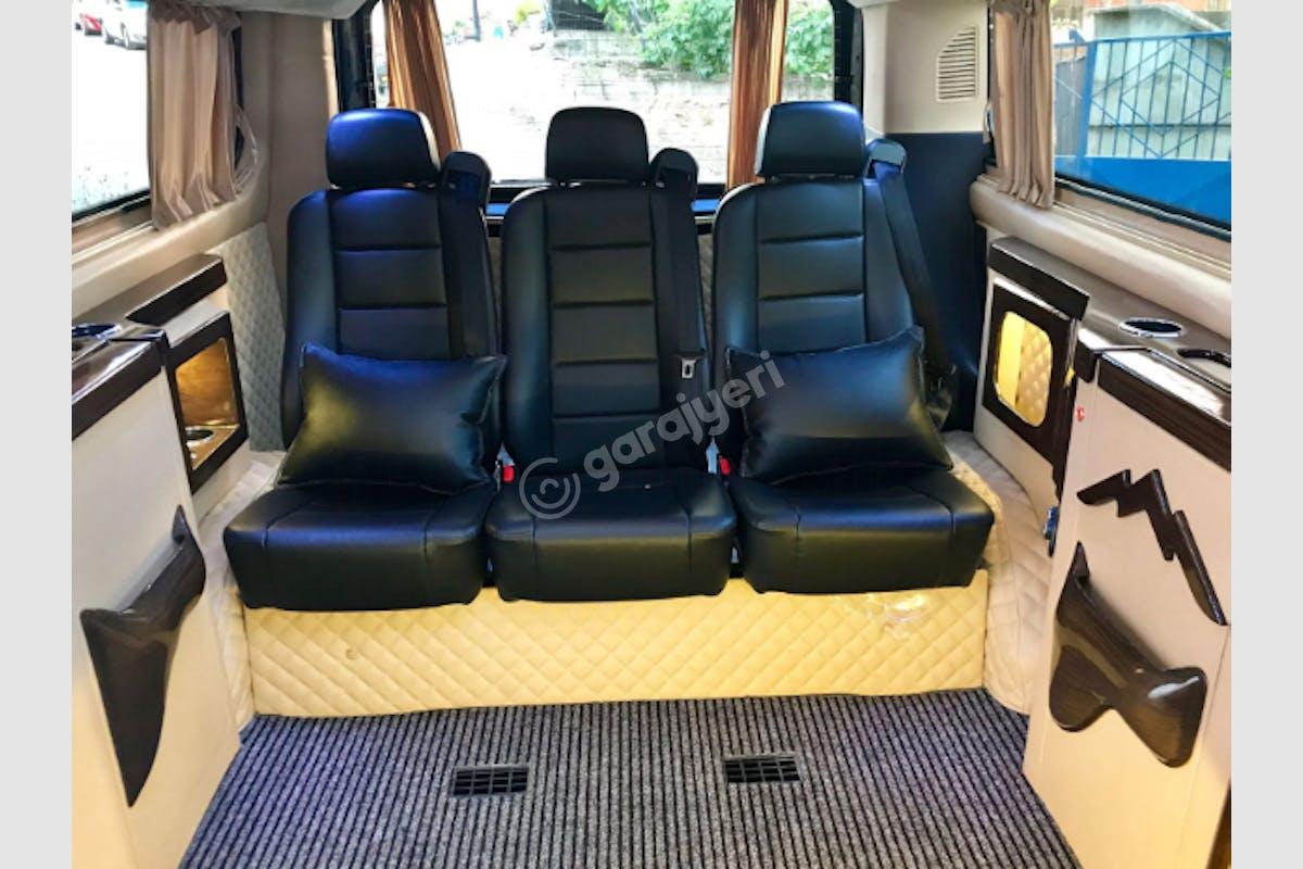 Ford Tourneo Custom Ümraniye Kiralık Araç 8. Fotoğraf