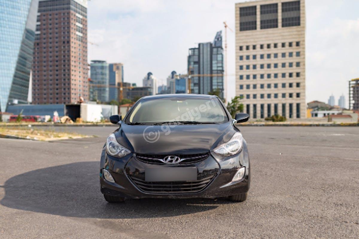 Hyundai Elantra Şişli Kiralık Araç 2. Fotoğraf