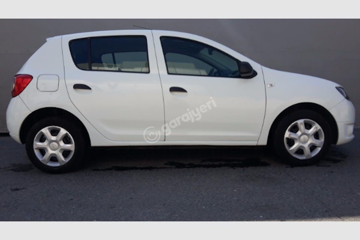 Dacia Sandero Bağcılar Kiralık Araç 3. Fotoğraf