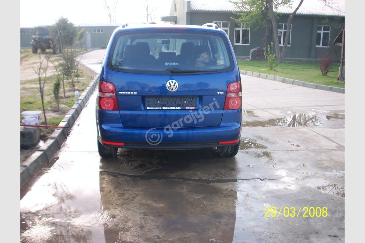 Volkswagen Touran Esenyurt Kiralık Araç 4. Fotoğraf
