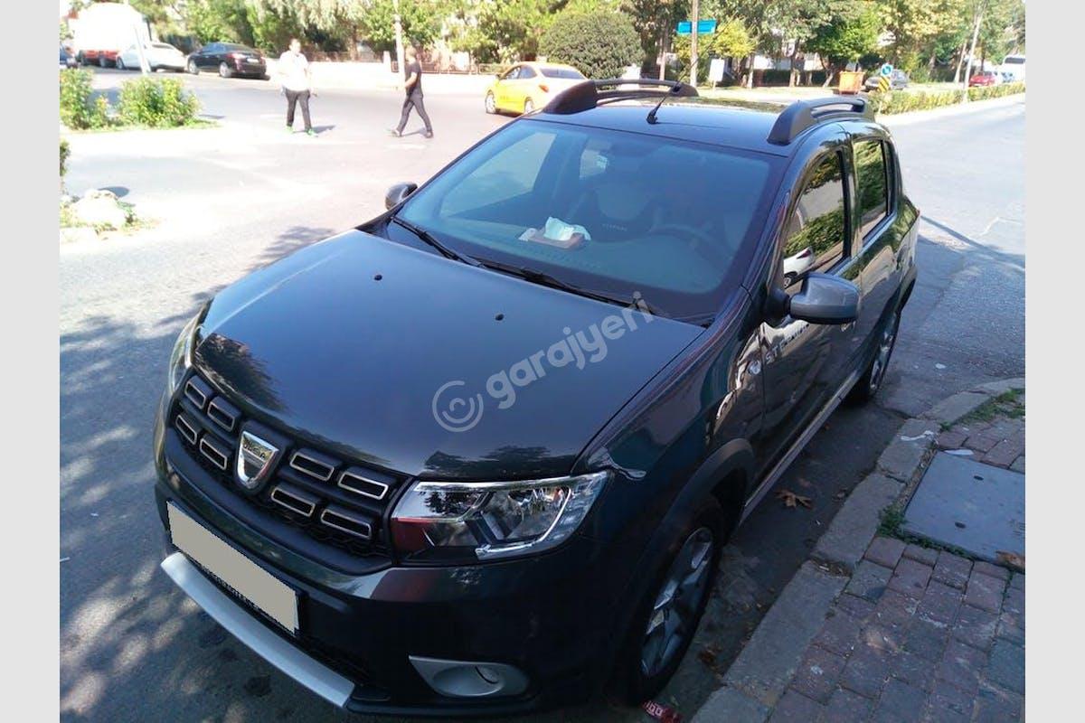 Dacia Sandero Stepway Bakırköy Kiralık Araç 1. Fotoğraf