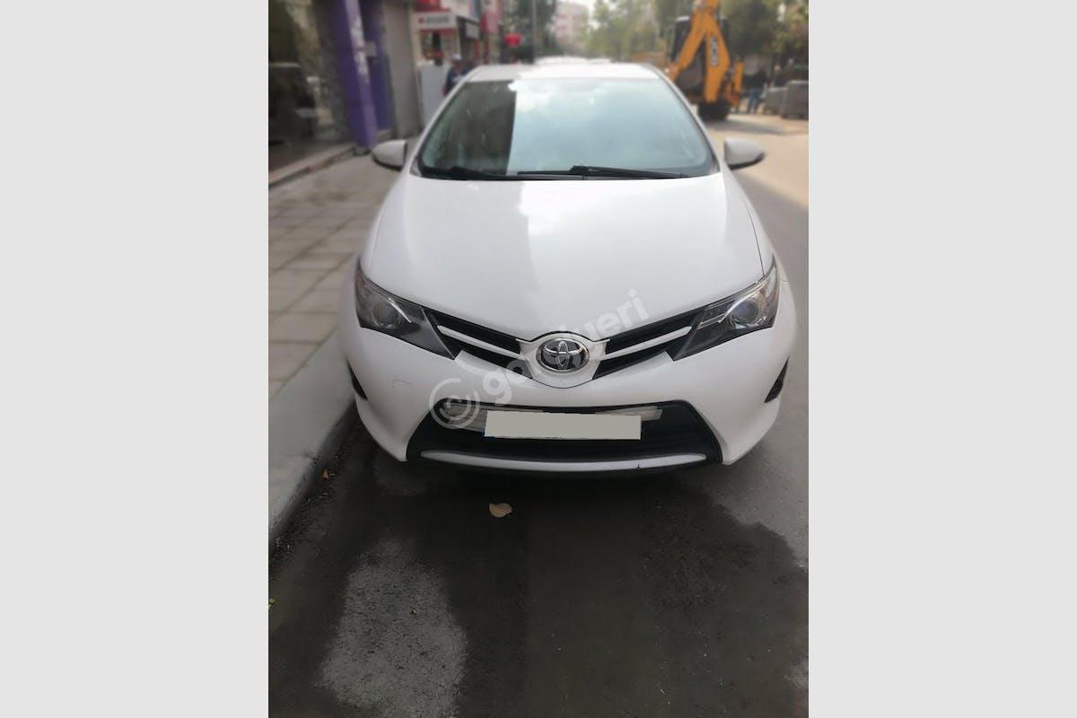 Toyota Auris Fatih Kiralık Araç 1. Fotoğraf