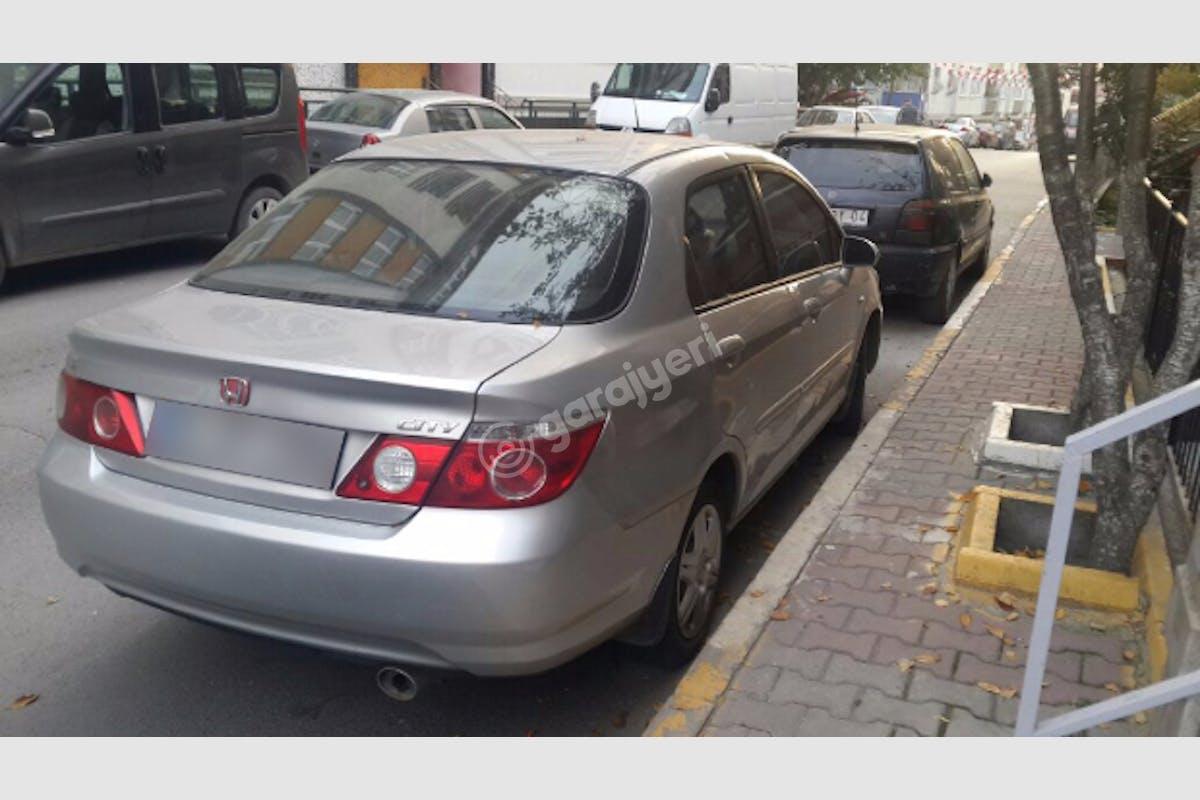 Honda City Eyüp Kiralık Araç 4. Fotoğraf