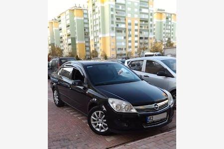 Kiralık Opel Astra , Konya Selçuklu