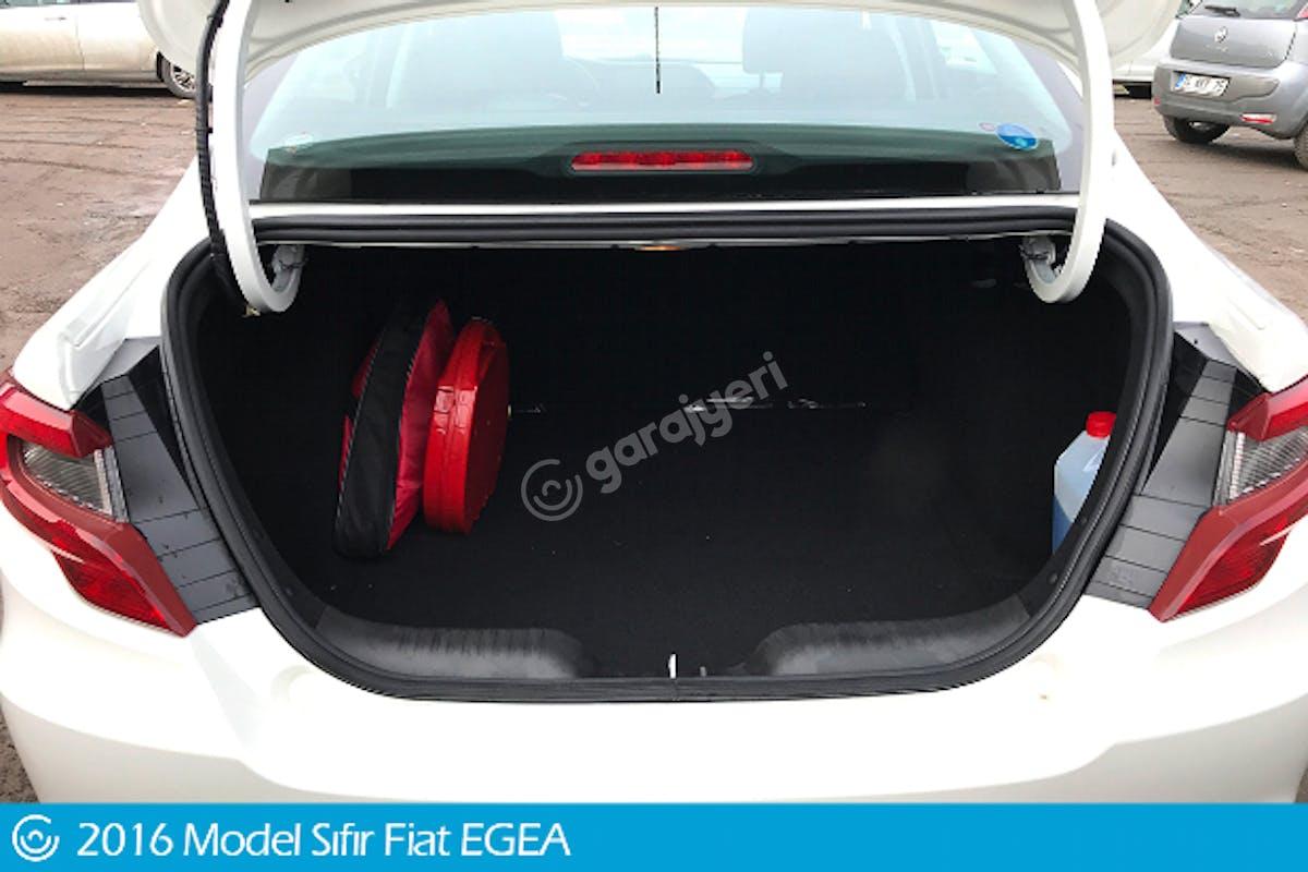 Fiat Egea Ümraniye Kiralık Araç 8. Fotoğraf