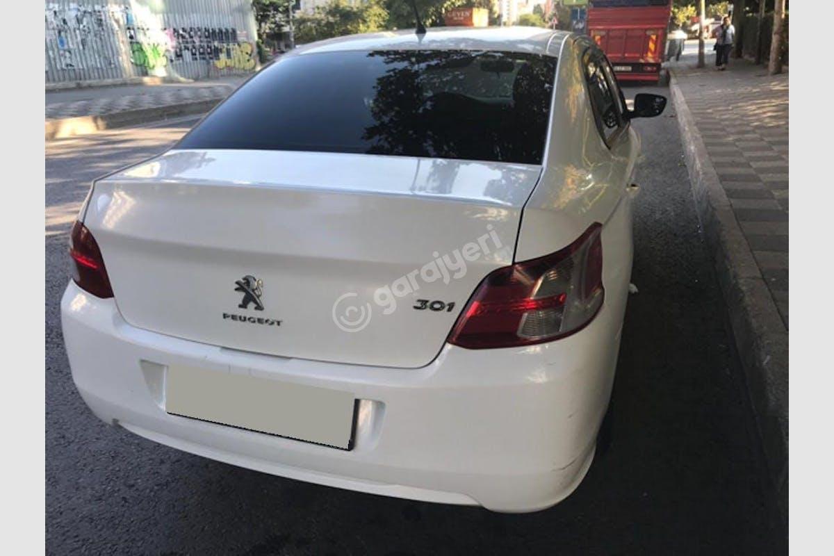 Peugeot 301 Maltepe Kiralık Araç 1. Fotoğraf